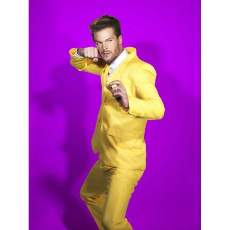 Traje Amarillo para Hombre