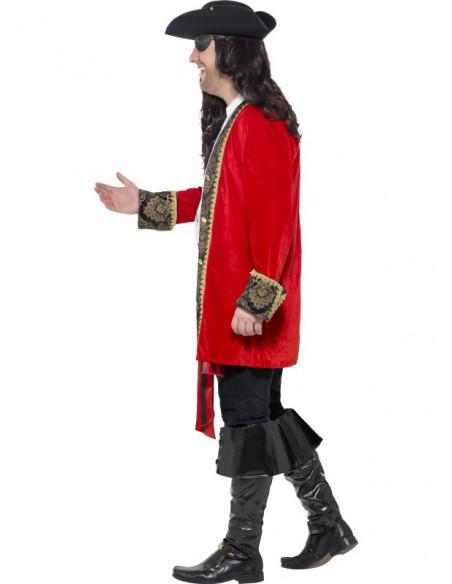Disfraz de Capitán Pirata Talla Grande