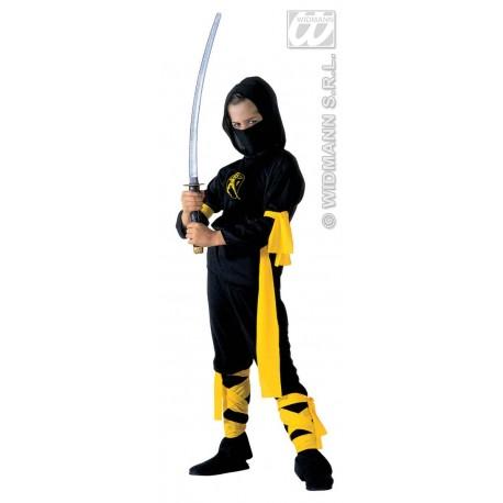 Disfraz de Ninja Amarillo