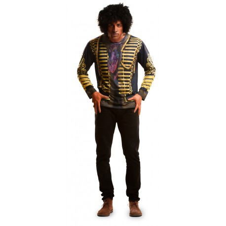 Camiseta de Jimi Hendrix