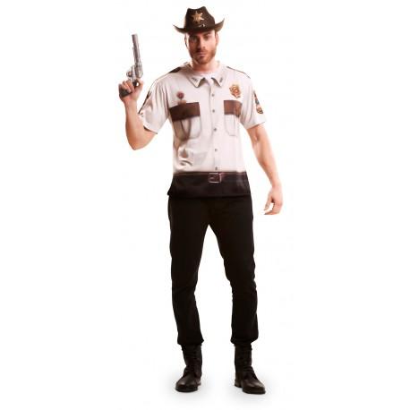 Camiseta de Sheriff para Hombre