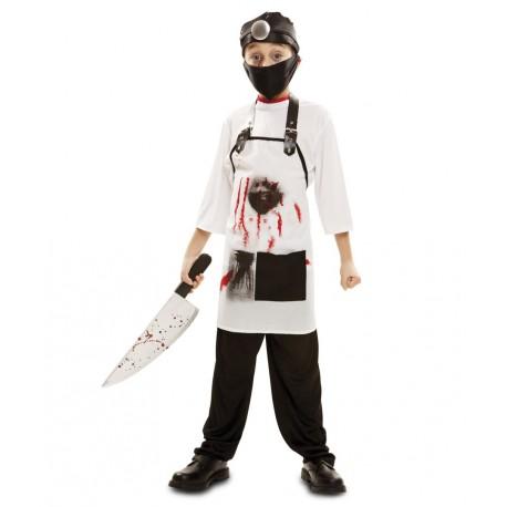 Disfraz de Doctor Asesino para Niño