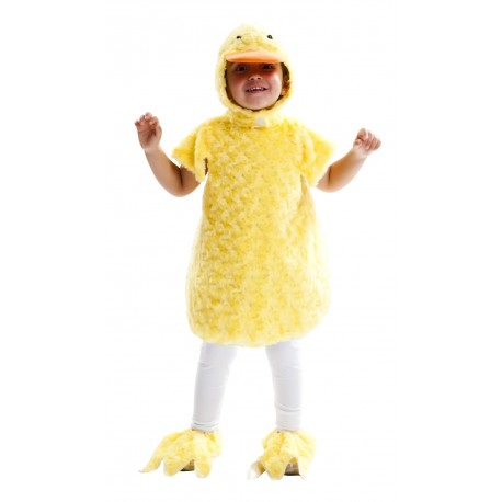 Disfraz de Pollo Amarillo para Bebe