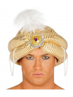 Turbante de Rey Dorado
