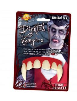 Dentadura de Vampiro Termoplástica
