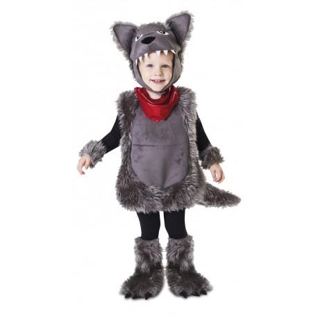 Disfraz de Lobo Feroz Infantil