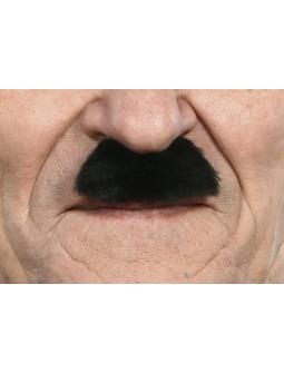Bigote de Chaplin Negro