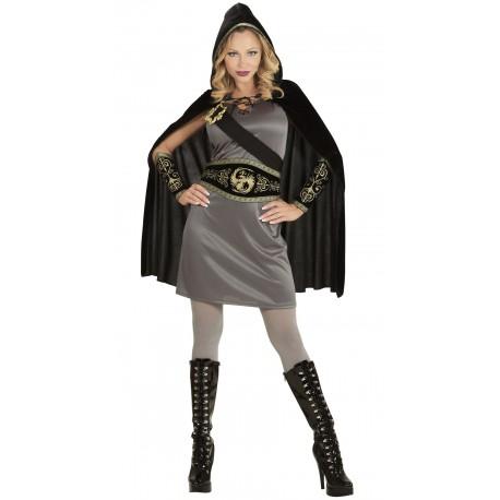 Disfraz de Guerrera Medieval corto
