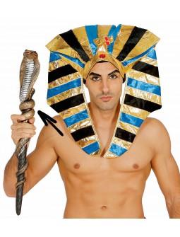 Cetro Egipcio con Serpiente