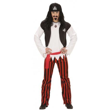 Disfraz de Pirata economico para hombre