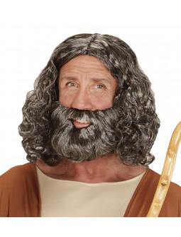 Peluca y Barba de San Jose