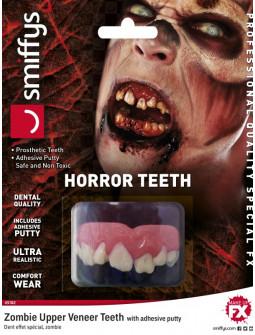 Dentadura de Zombie Hiperrealista