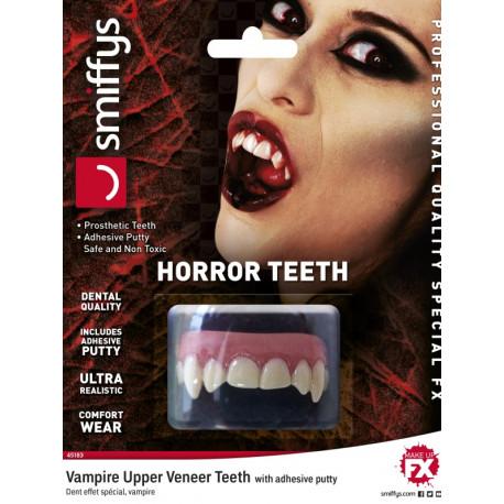 Dentadura de Vampiro Hiperrealista