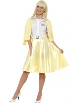 Disfraz de Sandy Amarillo Grease