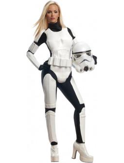 Disfraz de Soldado Imperial Mujer