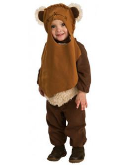 Disfraz de Ewok para Niño