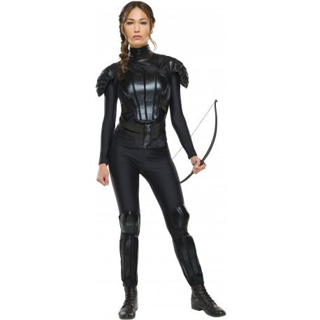 Disfraz de Katniss Sinsajo para Mujer