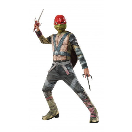 Disfraz de Tortuga Ninja Raphael