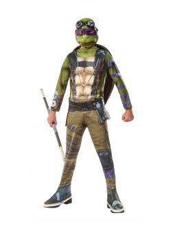 Disfraz de Tortuga Ninja Donatello Niño