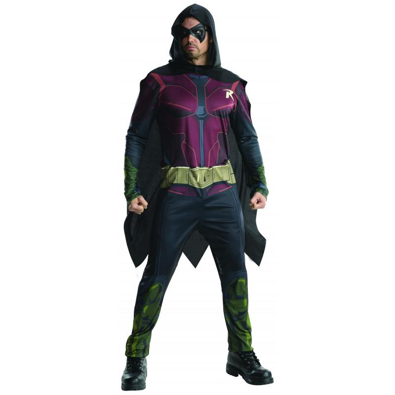 Disfraz de Robin Arkham City para Hombre | Comprar Online