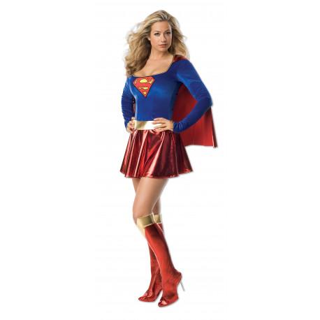 Disfraz de Supergirl para Mujer