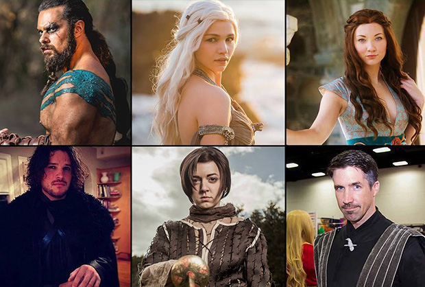 Ranking de los 15 mejores disfraces Cosplay de Juego de Tronos