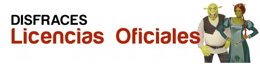 Licencias Oficiales