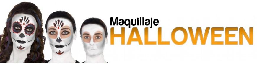 Maquillaje de Halloween | Comprar online | Envío en 24h