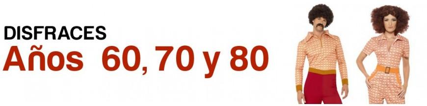 Años 60, 70 y 80
