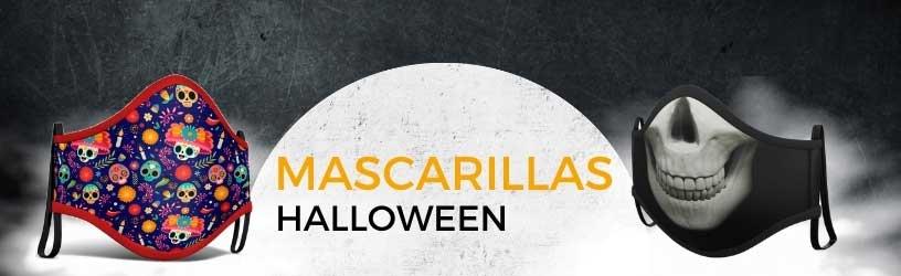 Mascarillas Halloween