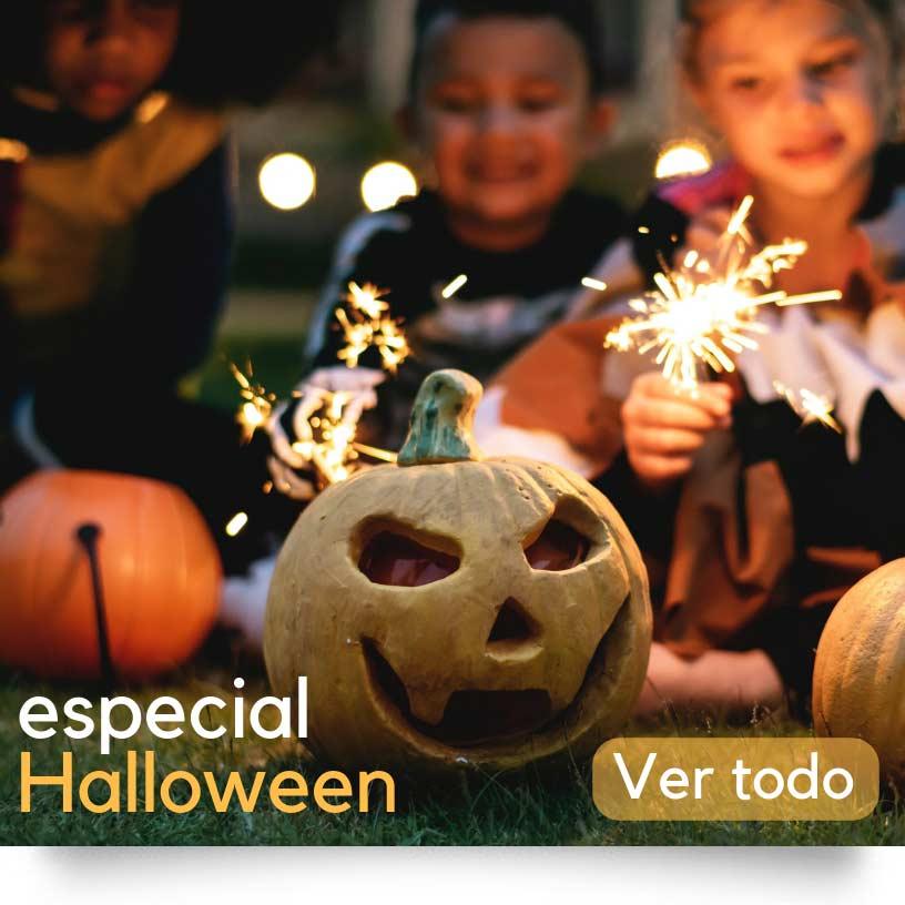 Especial Disfraces Halloween