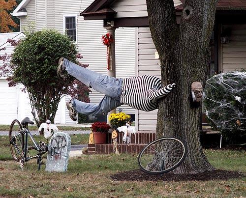 Top 5 ideas de decoraci n halloween caseras y baratas - Decoracion halloween barata ...