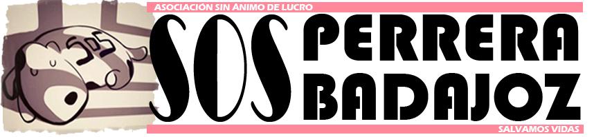 Logo SOS Perrera de Badajoz