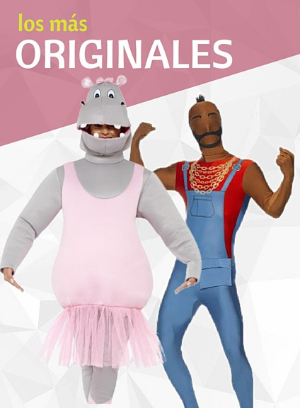Disfraces Originales y Baratos