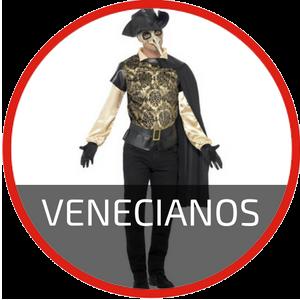 disfraces venecianos y epoca
