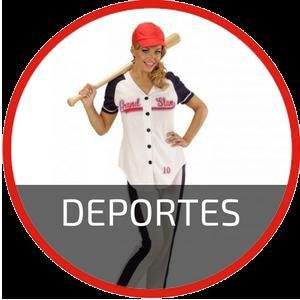 Disfraces de deportes y animadoras