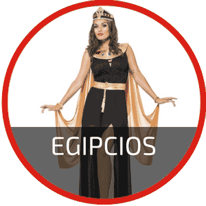 disfraces egipcios