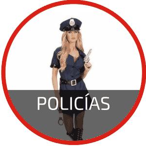 disfraces policias